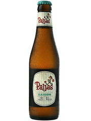 belgisches Craft Beer Paljas Saison in der 33cl Bierflasche