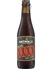 irisches Bier Porterhouse Wrasslers XXXX Full Stout in der 33 cl Bierflasche