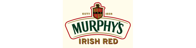 irisches Bier Murphy's Irish Red Logo